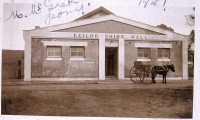 Old Keilor Shire Hall C1927