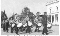 Bill Knowles And St Johns Drum Band