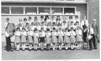 St Albans East Band 1960s
