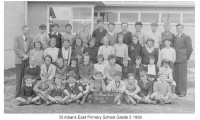St Albans East Primary 5 1956