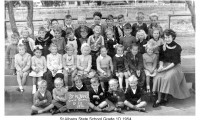 St Albans Primary 1D 1954