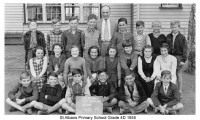 St Albans Primary 4D 1955