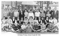St Albans Primary 6B 1956