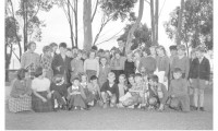 St Albans Primary Argus Assembly 1956