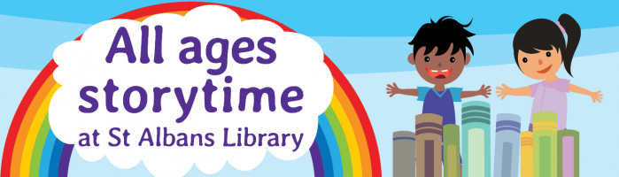 All Ages Storytimes at St Albans
