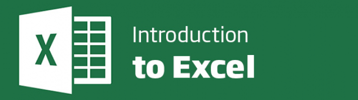 Introduction to Excel - St Albans