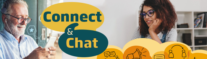 Connect & Chat