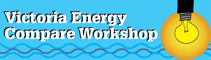 Victoria Energy Compare Workshop