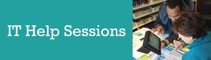 IT Help Sessions - Keilor