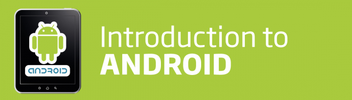 Introduction to Android - Sydenham