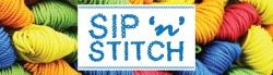 Sip 'n' Stitch