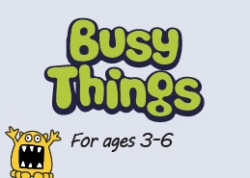 BusyThings (Ages 3 to 6)