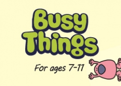 BusyThings (Ages 7 to 11)